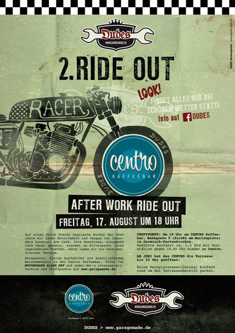 2. RIDE OUT